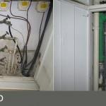 Частичная замена центрального водопровода на улице Гибштейн в Ришон ле Ционе