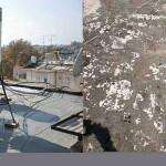 בידוד גגות
